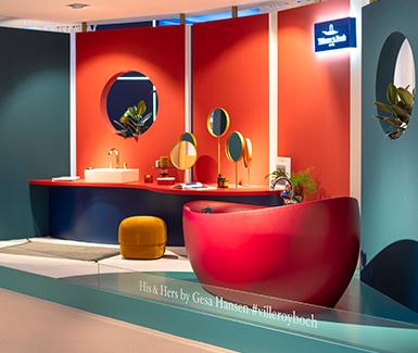 """有生有""""色"""" —— 德国唯宝2020卫浴色彩美学 缤纷设计上海"""