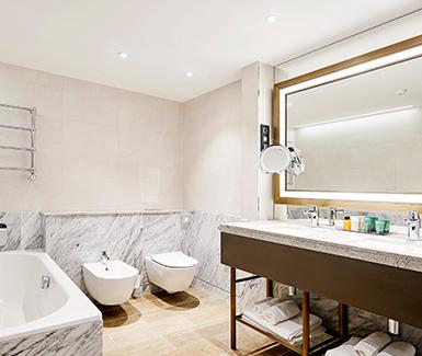 德国唯宝酒店卫浴精品案例:解密顶级酒店的奢华魅力