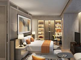 酒店精品-上海罗克福特西岸酒店